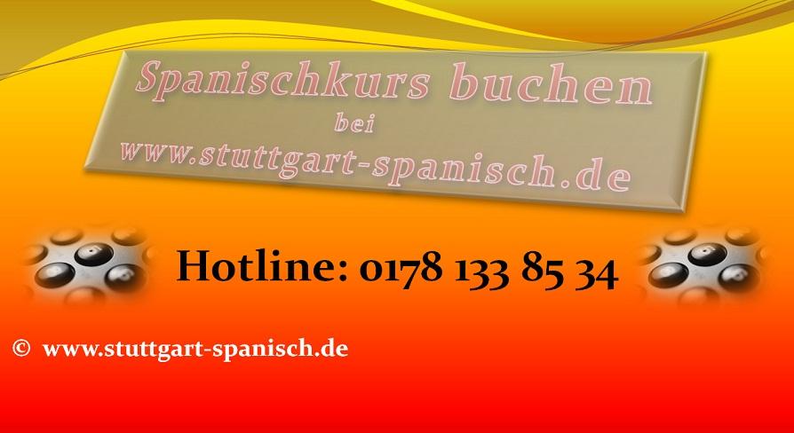 Kontakt zur Hotline für Stuttgart Spanisch - Buchung